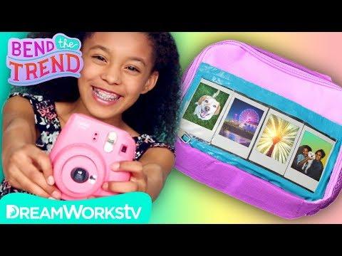 DIY Polaroid Lunchbox! | BEND THE TREND