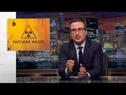 connectYoutube - Nuclear Waste: Last Week Tonight with John Oliver (HBO)
