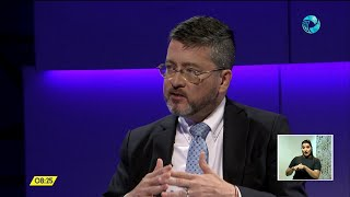 Entrevista Pedro Munoz, Diputado de la Replublica