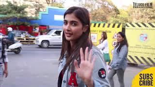 Actress Pooja Hegde Spotted At Gauri Khan Store | Pooja Hegde Latest Video | TFPC - TFPC
