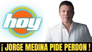 ???? ATENTOS Jorge Medina PIDE PERDON   Arremete en contra de Chuy Lizarraga HOY