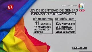 #Noticias10 | 8 años de la Ley de Identidad de Género