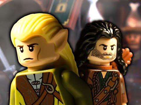 connectYoutube - LEGO: The Hobbit - EP3: Legolas & Kili