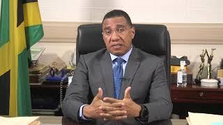 PM Andrew Holness Ushers For Calm Following Jamaica's 1st Coronavirus Case | News | CVMTV