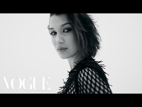 How to Hang With Bella Hadid and the House of Wang   Vogue
