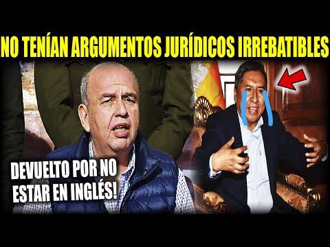 ¡Increíble! Pedido de extradición de Murillo fue devuelto por no haber sido traducido al inglés