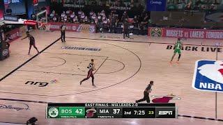 2nd Quarter, One Box Video: Miami Heat vs. Boston Celtics
