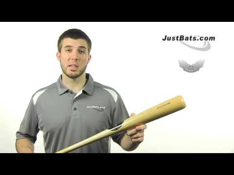 Sam Bat Maple Wood Bat: KB1 Natural Adult