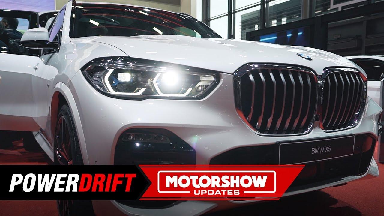 2019 బిఎండబ్ల్యూ ఎక్స్5 : bigger & better : paris motorshow : powerdrift