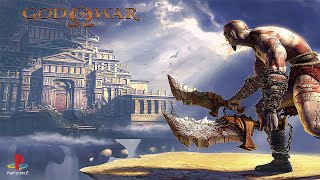 PS2 GOD OF WAR 1 Walkthrough - Complete Game