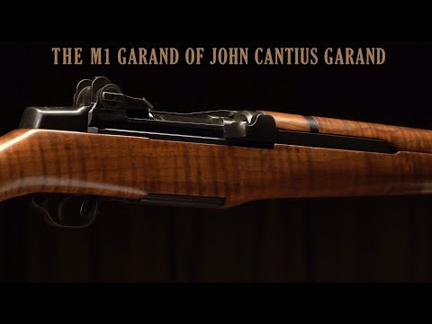 The M1 Garand of John Cantius Garand