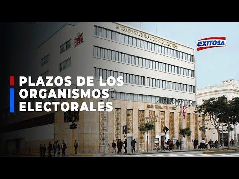 Elecciones 2021 | Experto: Fuerza Popular debe respetar los plazos de los organismos electorales