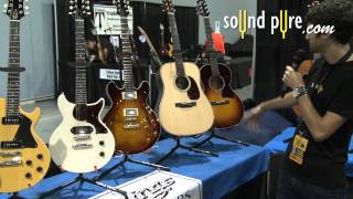 South Eastern Guitar and Amp Show 2011 Raleigh, NC - SoundPure's Booth