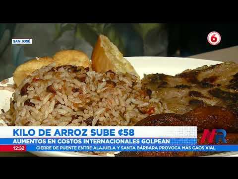 Kilo de arroz sube 58 por petición de productores