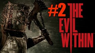 THIS GAME IS FREAKY! - The Evil Within - Part 2