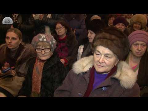 Собрание жителей п. Тимирязево