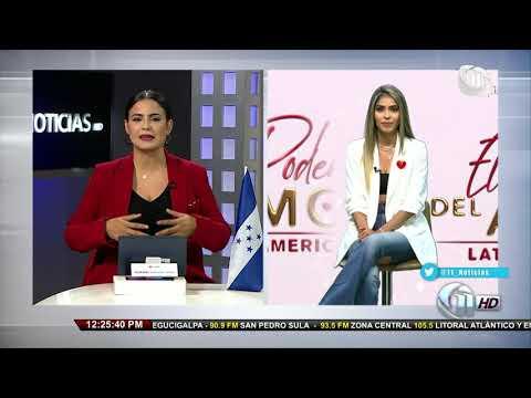 Once Noticias Meridiano | Entrevista exclusiva con Mariela Lemus de EL PODER DEL AMOR