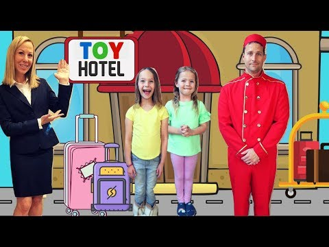 Welcome to Lucy's Toy Hotel