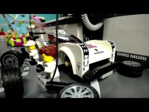 LEGO LeMans Dreams Come True