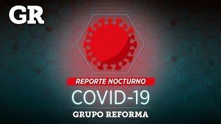 Reporte nocturno Covid-19 I 22 de mayo