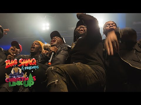 connectYoutube - Big Shaq Performs On Stage w/ Stormzy, Lethal Bizzle, Krept & Konan & MORE | BIG SHAQ AND FRIENDS