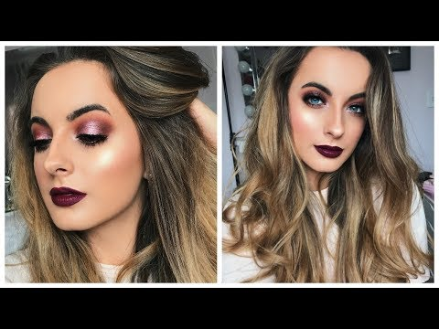 GET READY WITH ME Fall Glam