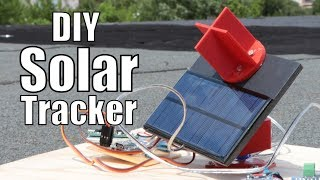 DIY Solar Tracker || How much solar energy can it save?