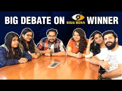 connectYoutube - Bigg Boss 11 Podcast | Shilpa Shinde Winning, Fair Or Not?