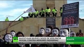 Fiscalía de Colombia investiga nueve casos más de violencia sexual contra menores indígenas
