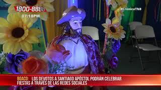 Alcaldía de Boaco da a conocer las actividades en honor al apóstol Santiago – Nicaragua