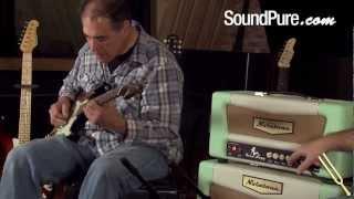 Nolatone Road Hogg Amp Demo Video