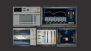 Mixing Vocals with the Waves GOLD Bundle