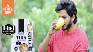 Young Hero Teja Associates With Continental Coffee Add | IndiaGlitz Telugu - IGTELUGU