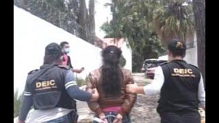 Ligada a proceso por agresión a su hija en Villa Nueva
