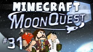 Minecraft Galacticraft - MoonQuest Episode 31 - Hunt for Glowstone