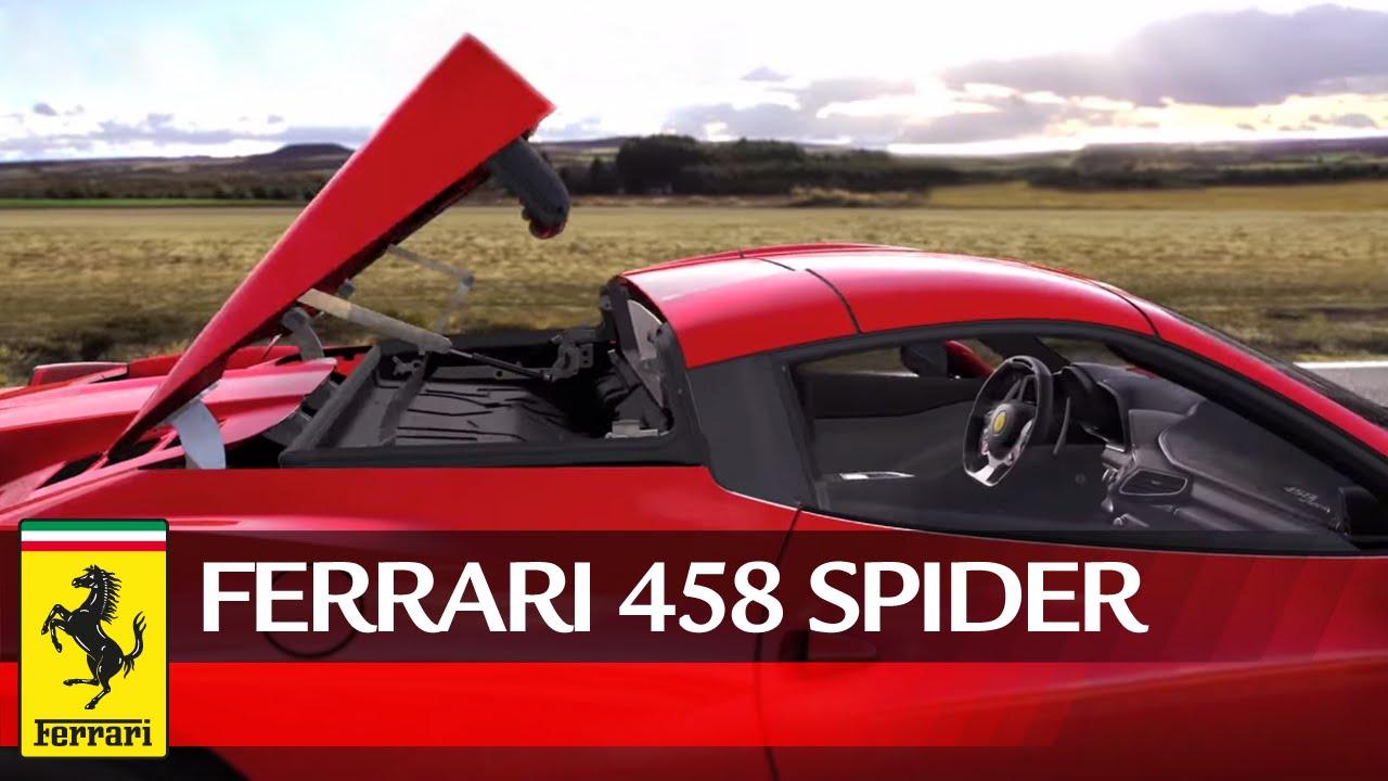 பெரரி 458 ஸ்பைடர்