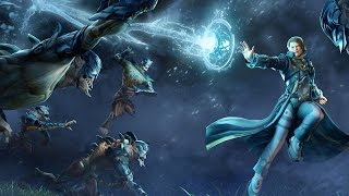 Skyforge - Cryomancer Gameplay Trailer