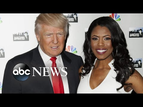 Omarosa Manigault talks about her resignation