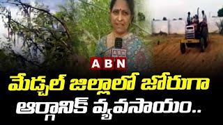 Organic Farming Get Best Result At Medchal | Face To Face With Farmer | ABN Telugu - ABNTELUGUTV