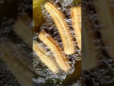 ปาท่องโก๋สเปน-Churros-หอมอร่อย