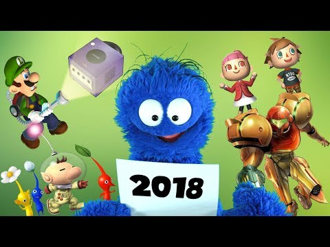 connectYoutube - Nintendo in 2018: My Wishlist