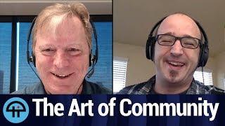 Jono Bacon and The Art of Community