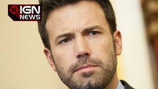 IGN News - Affleck Will Steer Clear of Bale's Version