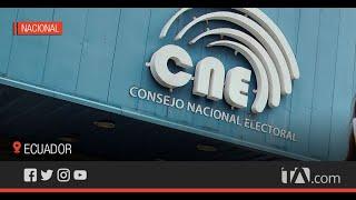 Dos binomios han declinado su participación en las elecciones del 2021 -Teleamazonas