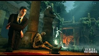 20 Minutes of Sherlock Holmes: Crime and Punishments Gameplay