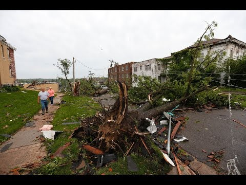 Jefferson City Police Official Press Conference Regarding Tornado Aftermath | USA TODAY