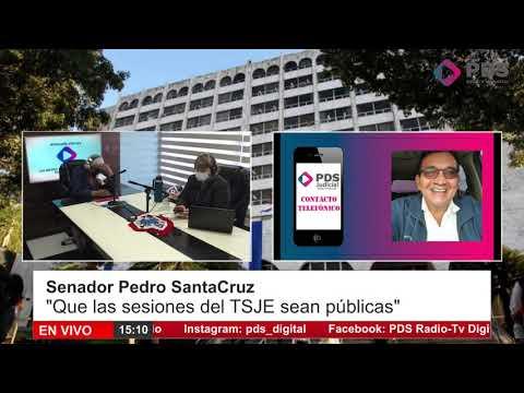 Entrevista - Senador Pedro Santa Cruz