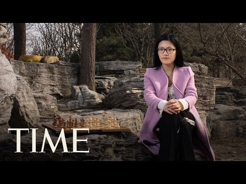 Hou Yifan, Chess Grandmaster, On How The Game Taught Her About Life   Next Generation Leaders   TIME