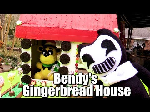 connectYoutube - MMA Movie: Bendy's Gingerbread House