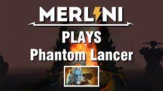 [Merlini's Catalog] Phantom Lancer on 16.11.2014 - Game 4/7